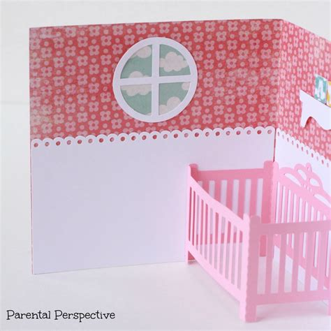 Crib Card by Finally Something Pink And Girlie