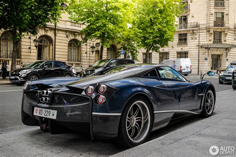 pagani huayra carbon edition pagani huayra carbon edition 7 june 2017 autogespot
