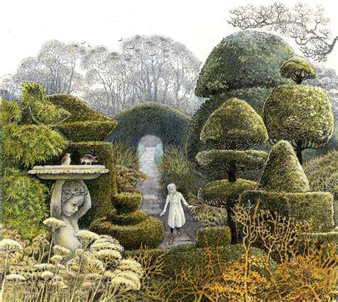 The Secret Garden by 231 Izgili Masallar The Secret Garden By Inga Part 2