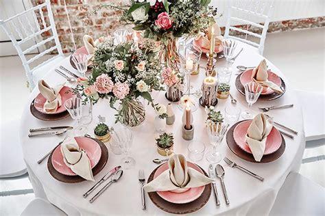 Romantische Tischdeko Hochzeit by Tischdeko Zur Hochzeit Hochzeitsdeko Selber Machen Ideen