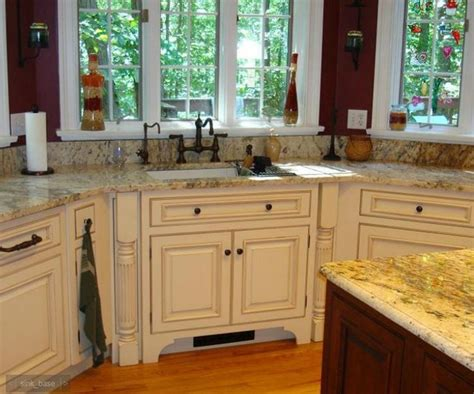 Buttercream Kitchen Cabinets Buttercream Painted And Glazed Inset Kitchen