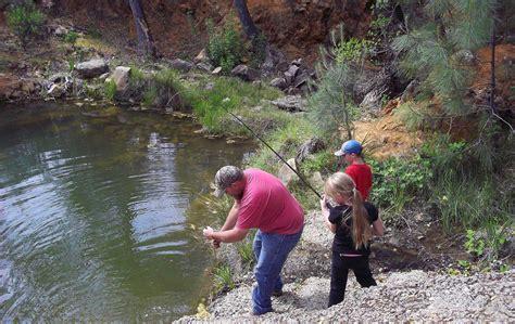 Salt Spring Valley Reservoir   fishing, boating & campgrounds