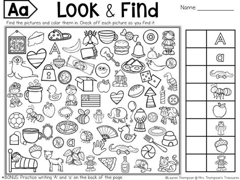 places  find  hidden picture puzzles  kids