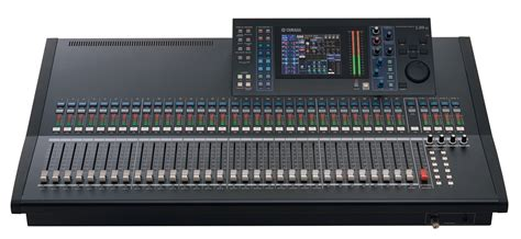 Mixer Audio Yamaha 6 Channel ls9 mixers products yamaha
