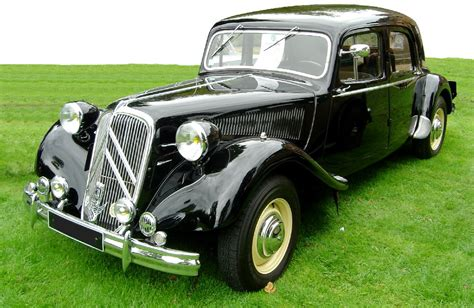 Citroen Traction by Citro 235 N Traction Avant Wolna Encyklopedia