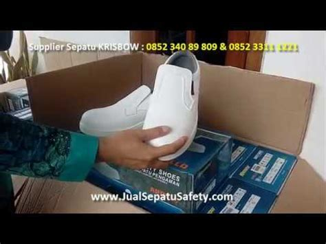 Sepatu Safety Shoes Di Ace Hardware 0852 340 89 809 jual sepatu safety krisbow apollo wanita