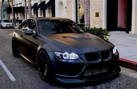 bmw m3 matt matte black bmw m3 cool rides