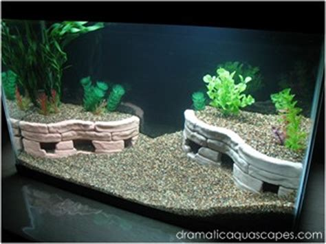 design your own aquarium background dramatic aquascapes diy aquarium decore stone terraces