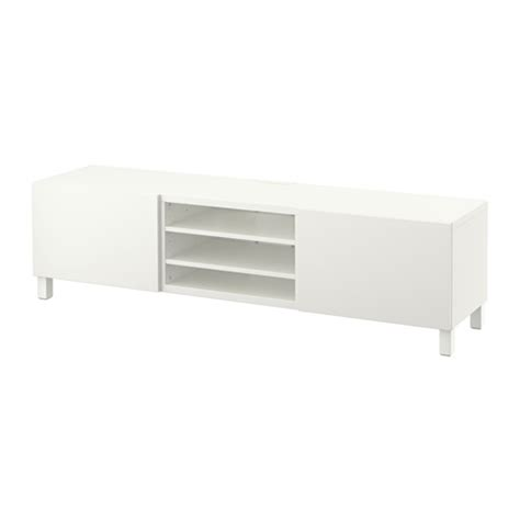 besta push opener best 197 tv bench with drawers lappviken white drawer
