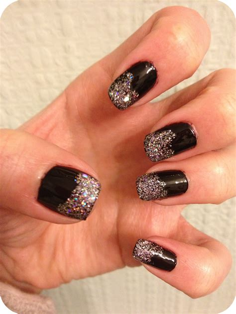 nail colour for new year glossy new years nails