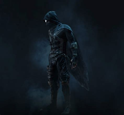 The Thief by Thief Revealed Sneaky Bastards
