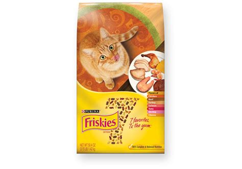Snack Kucing Friskies Mix Cat Treats cat food friskies 7 174 friskies 174