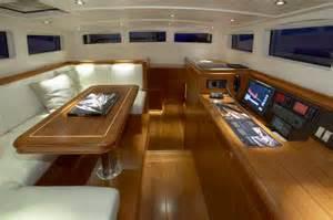 superyacht lionheart interior designed by hoek design
