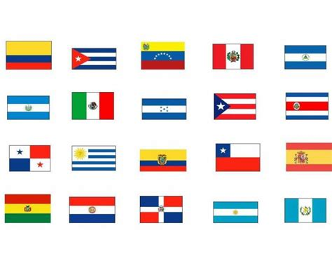 speaking countries and their flags speaking countries flags purposegames