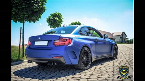 Bmw 2er Tuning by Dia Show Tuning Bmw F22 2er Coupe Widebody Kit By Tuning