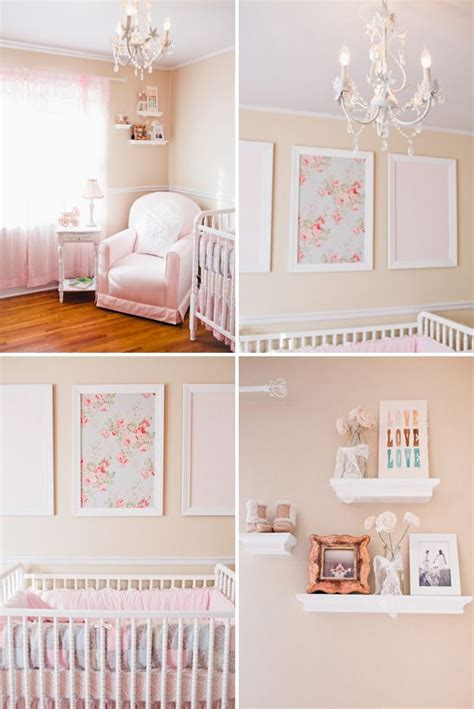 rose themed baby room 39 best peaches cream nursery theme images on pinterest