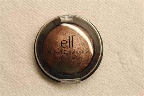E L F Studio Eyeshadow e l f studio bark baked eyeshadow review