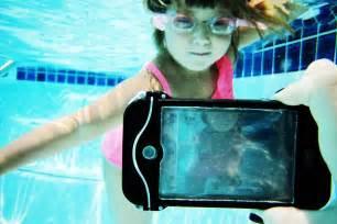 Waterproof iphone case by iphone scuba suit photojojo com