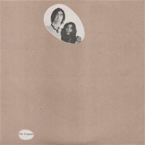 lennon john yoko ono unfinished music no 1 two virgins spill album review john lennon yoko ono unfinished