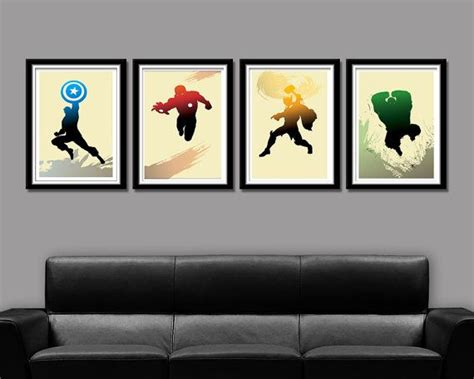 posters for boys bedrooms 8 best images about super hero room on pinterest pottery
