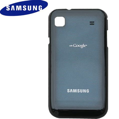 Back Cover Samsung I 9000 Original samsung galaxy s i9000 replacement back cover mobilefun