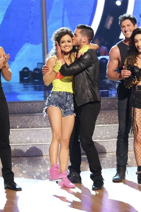 val chmerkovskiy i was in love with danica mckellar danica val dancing with the stars photo 37011774