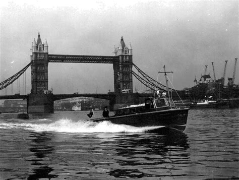 thames river history facts thames police history page