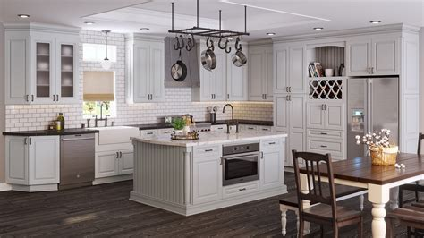 Kitchens By Us by Lakewood Ready To Assemble Kitchen Cabinets