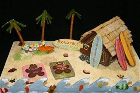 gingerbread beach house beach gingerbread gingerbread houses pinterest