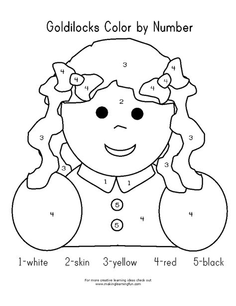 printable coloring pages for goldilocks and the three bears goldilocks the 3 bears activities learningenglish esl