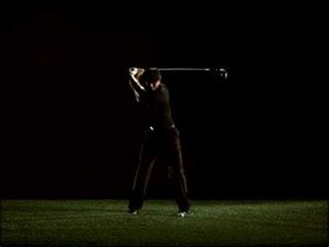 tiger woods slow motion driver swing tiger woods driver swing front view youtube