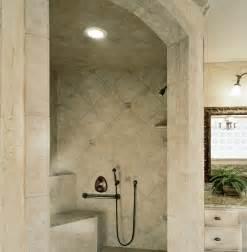 Downstairs Bathroom Decorating Ideas by Doorless Shower Design Dream Home Pinterest