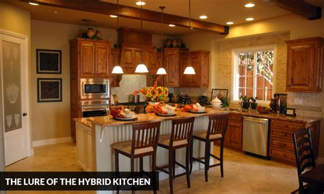 hybrid kitchens the lure of the hybrid kitchen kitchen solvers franchise