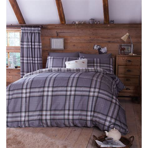 catherine lansfield city scape travel themed bedroom catherine lansfield kelso bedding set charcoal homeware