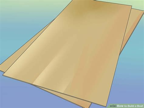 how to build a boat with pictures wikihow - How To Build A Boat Frame