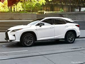 2017 lexus rx luxury crossover features lexus