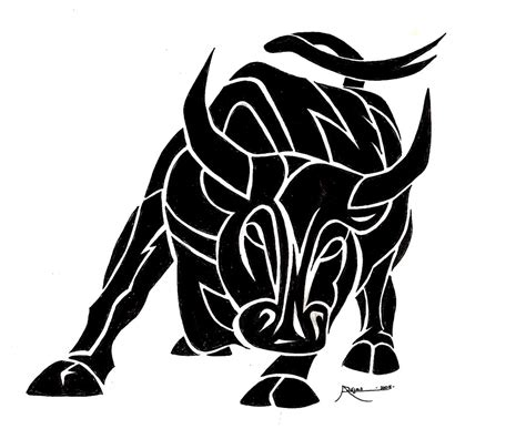 Home Design Google App Tribal Bull Tattoo Picture By Artistant Photobucket P O