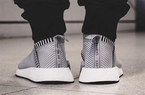 Kith X Adidas Nmd City Shock 2 Grey the adidas nmd city sock 2 primeknit shock pink pack arrives this weekend sneakers cartel