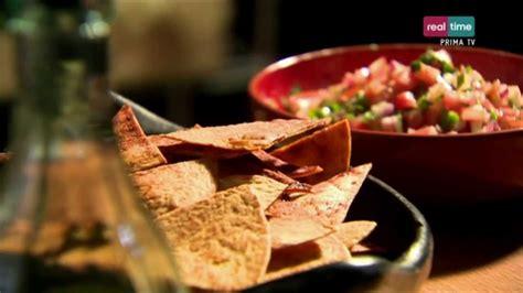 a tavola con ramsay a tavola con ramsay 106 tortilla piccante con salsa