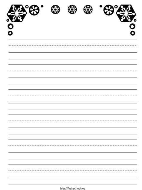 story writing paper for 2nd grade blank printable writing paper 2nd grade free printable
