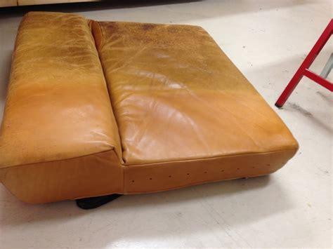 refection canape cuir r 233 fection d un canap 233 en cuir au fil des mati 232 res