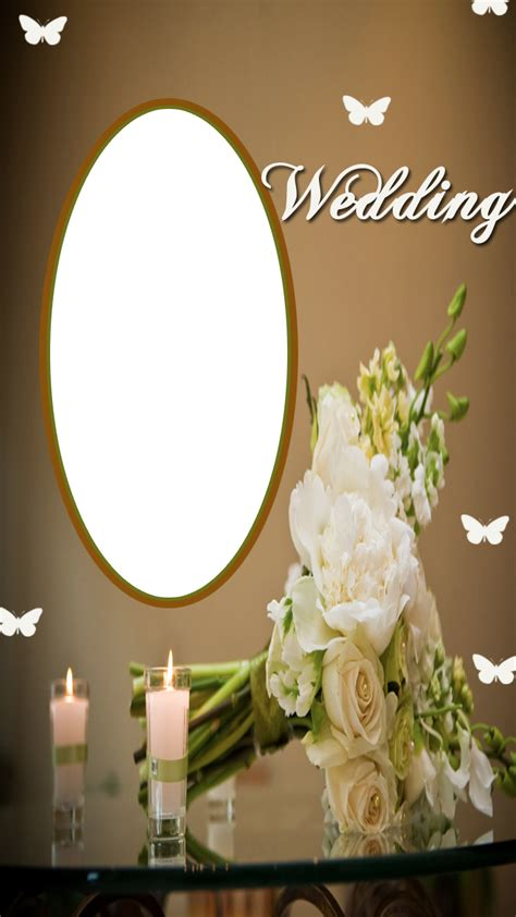 Revow Wedding by Wedding Frame With Flower Freeproducts