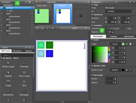 layout with qml qml layout manager creating screens qt creator manual