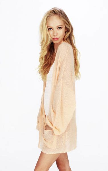 Flowy Cardi Set wildfox bound slouch cardi in pink coral shell