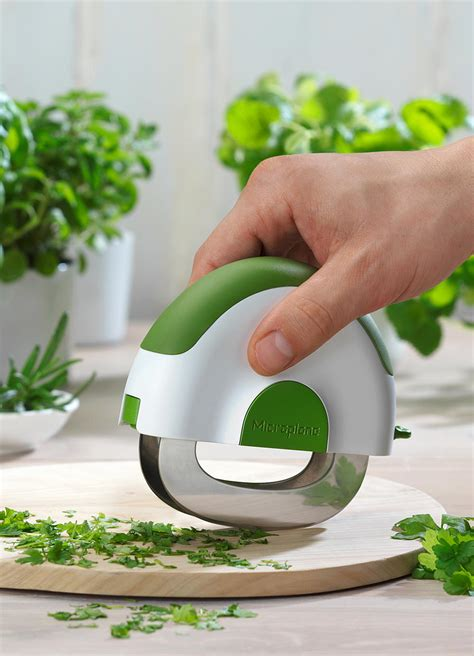 kitchenware design competition microplane herb and salad chopper review