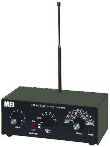 mfj 1020cindoor active antenna swl antenna mfj mfj 1020c