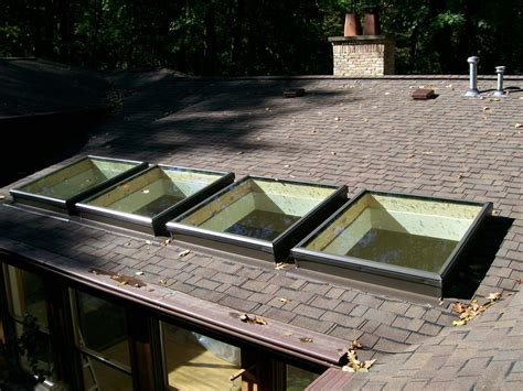 roofing wood river il small space between two skylights roofing contractor talk