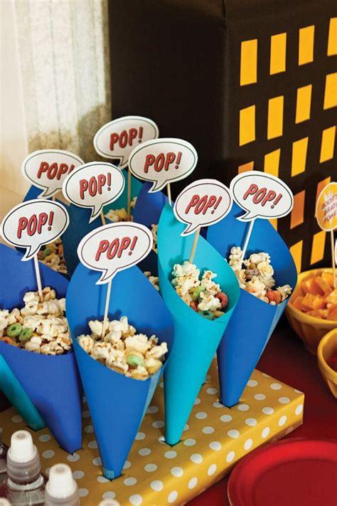 Oscar And Dehn Yo Treats by Best 25 Popcorn Cones Ideas On Table