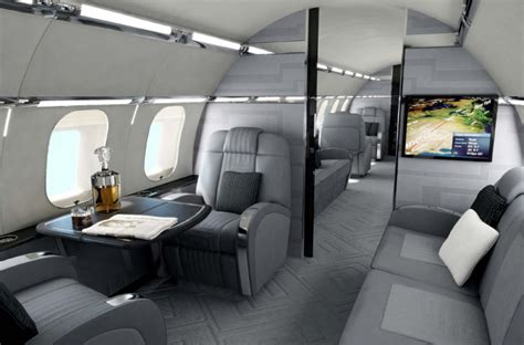 Global Express Interior by Charterpass 187 Archive And Corporate Jets