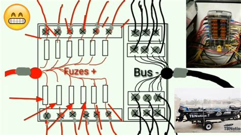 super easy boat wiring  electrical diagrams step  step tutorial youtube